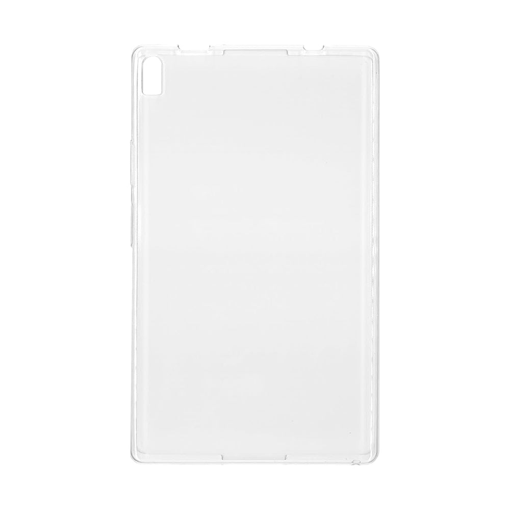 C5G Lenovo 8 Inch Tab 4 8 Plus ZA2H0000US Clear Case | Ultra Thin Clear Transparent Case, Soft TPU Back Cover for Lenovo Tab 4 8 Plus 8 Inch Android Tablet