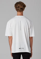 RELIGION We Live Oversized T-Shirt White