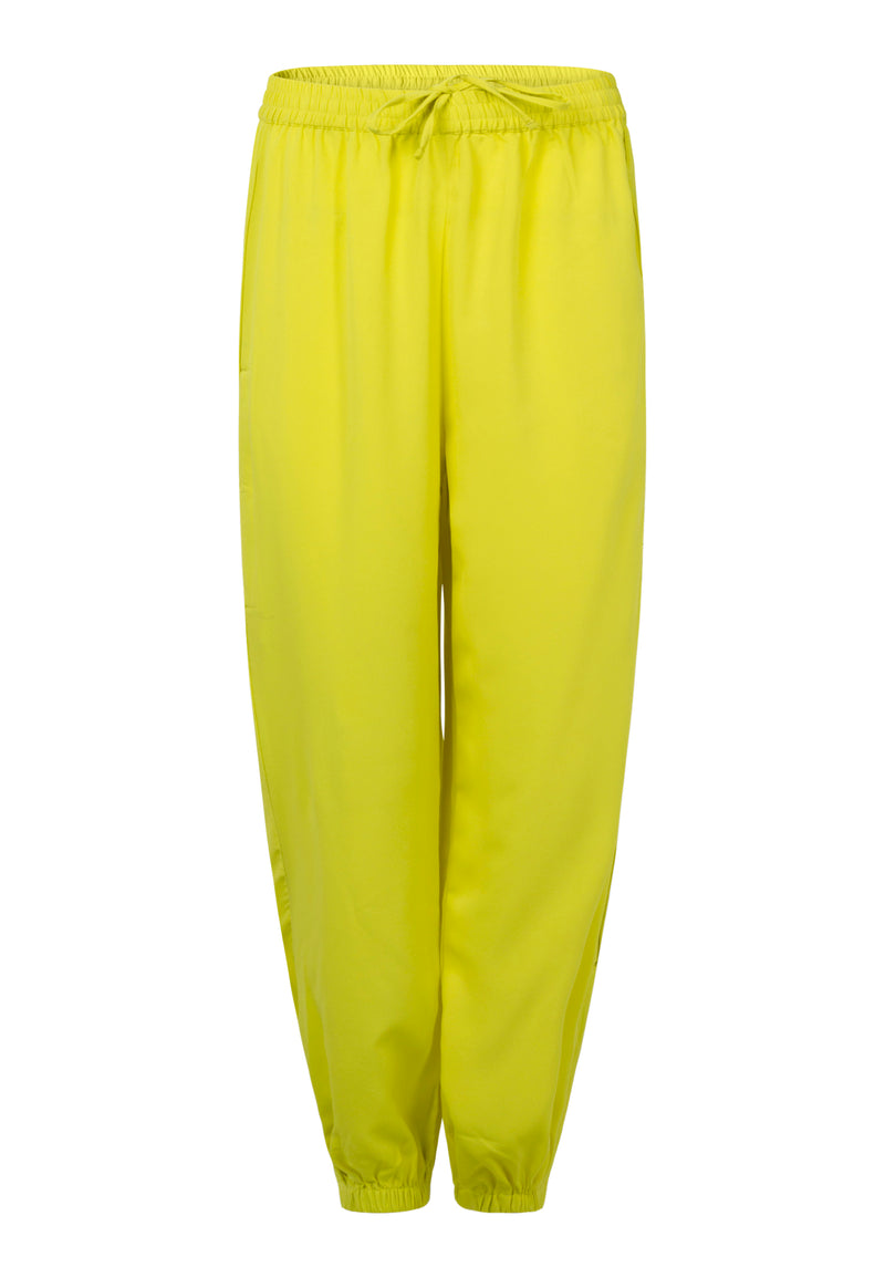 RELIGION Society Smart-Casual Yellow Trousers