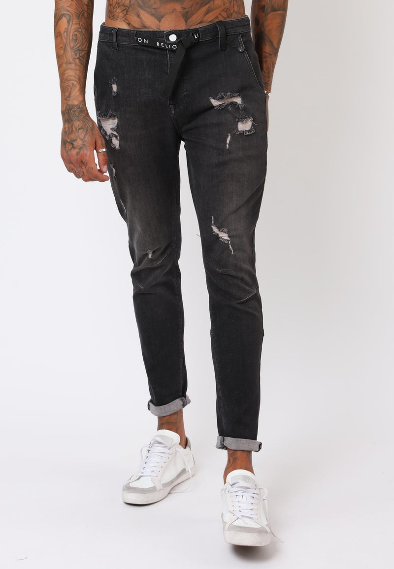 RELIGION Rel 7 Skinny Fit Jeans