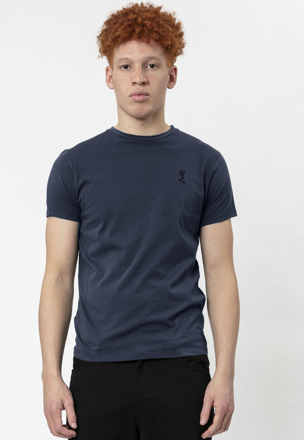 CORE T-SHIRT ORGANIC NAVY