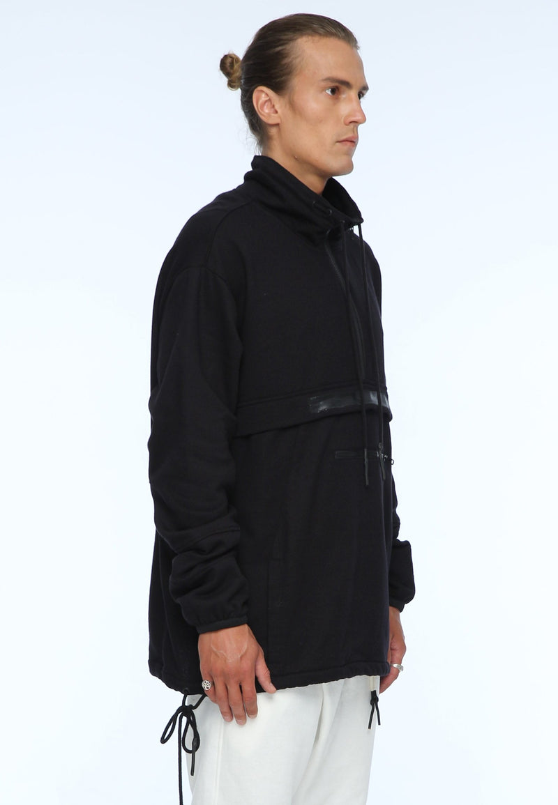 UNDERCOAT Black Breaker Jacket