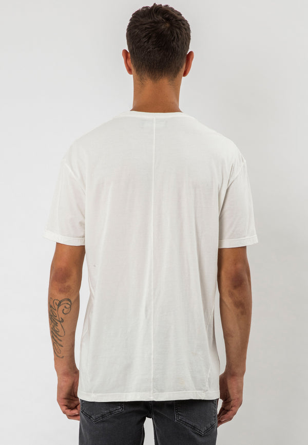 RELIGION Drips Winter White T-Shirt