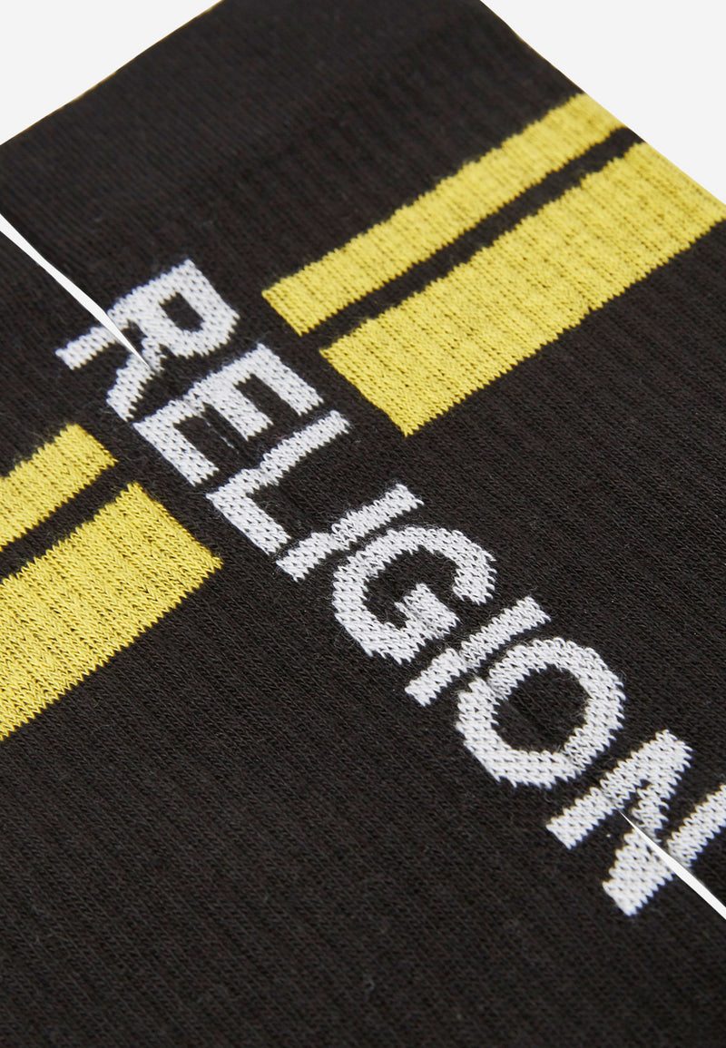 RELIGION Raven 2 Pack Socks