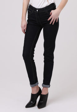 RELIGION Judas Skinny Jeans Dark Blue