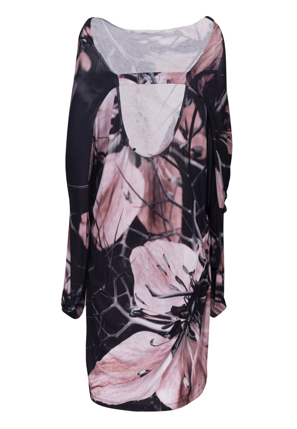 RELIGION Flux Whisper Print Dress