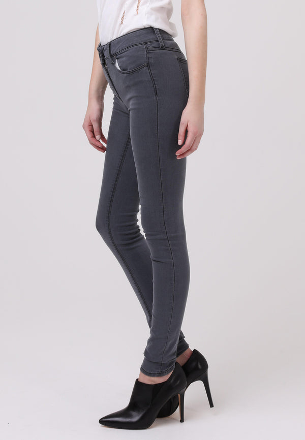 RELIGION Bones Lacrimal Cortical Skinny Jeans