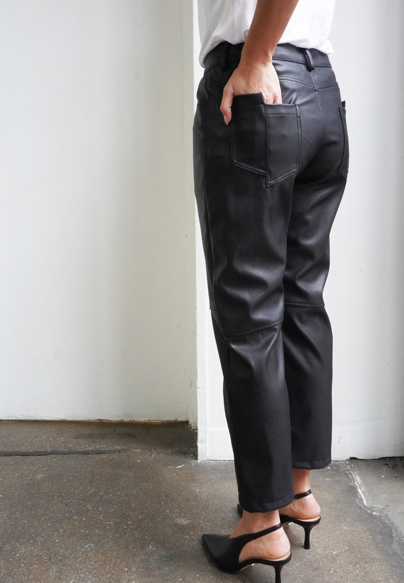 PROTEUS TROUSERS JET BLACK