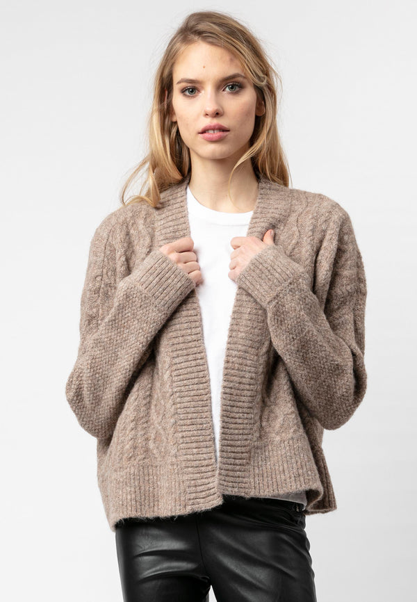 RELIGION Society Relaxed Fit Cardigan