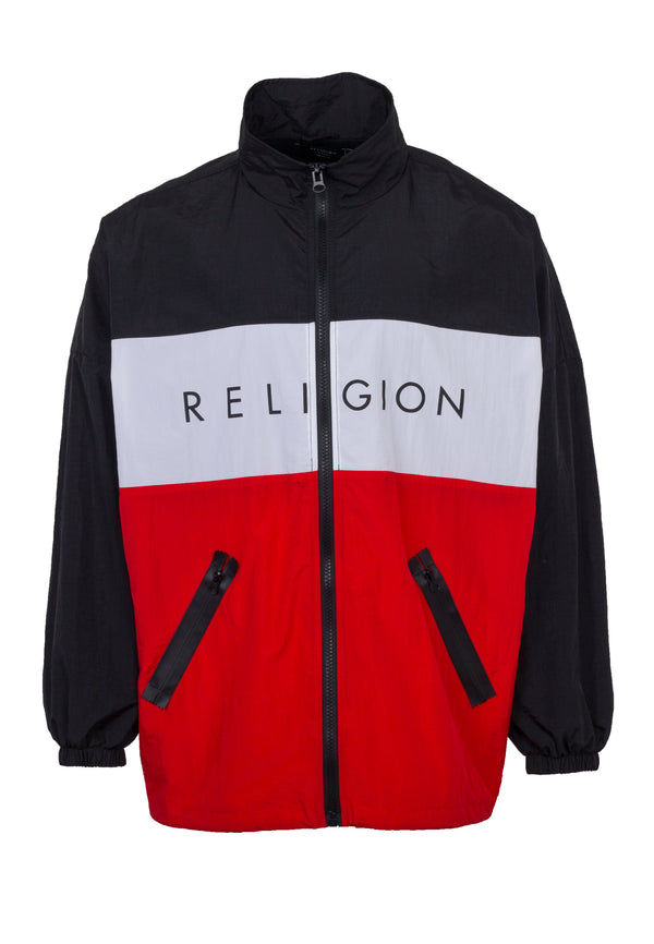 RELIGION Siren Oversized Lightweight Jacket