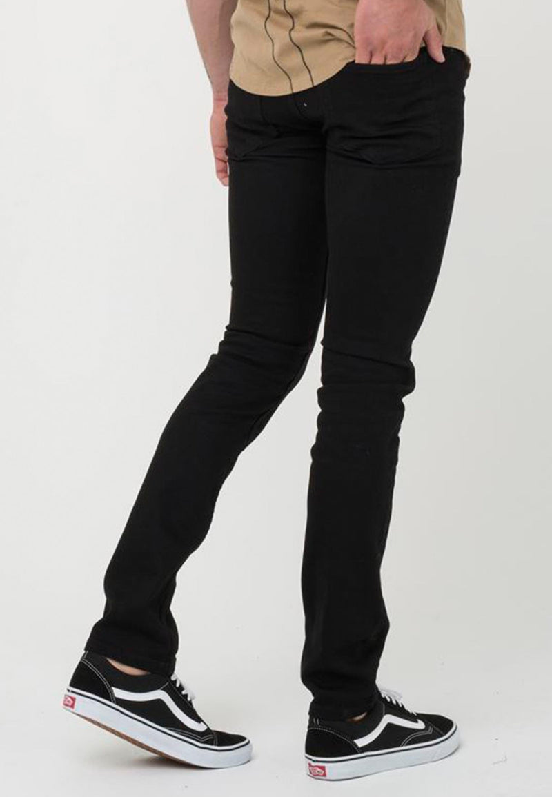 RELIGION Noize Skinny Jeans True Black