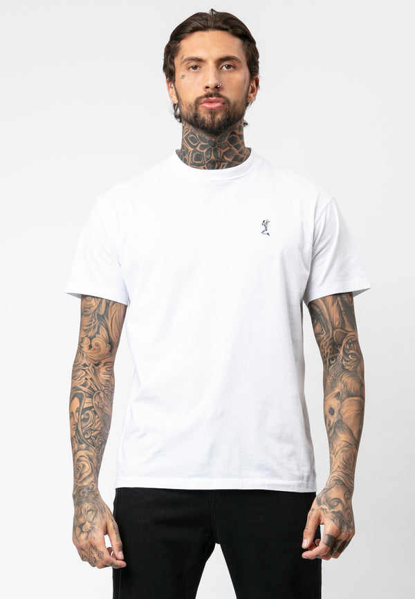 RELIGION Box Oversized White T-Shirt