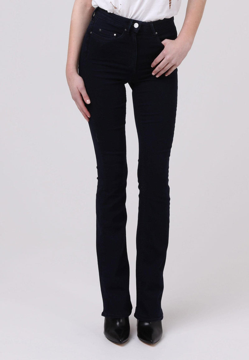 RELIGION Triumph High Waisted Jeans Indino