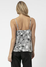 RELIGION Curious All Over Print Grey Vest