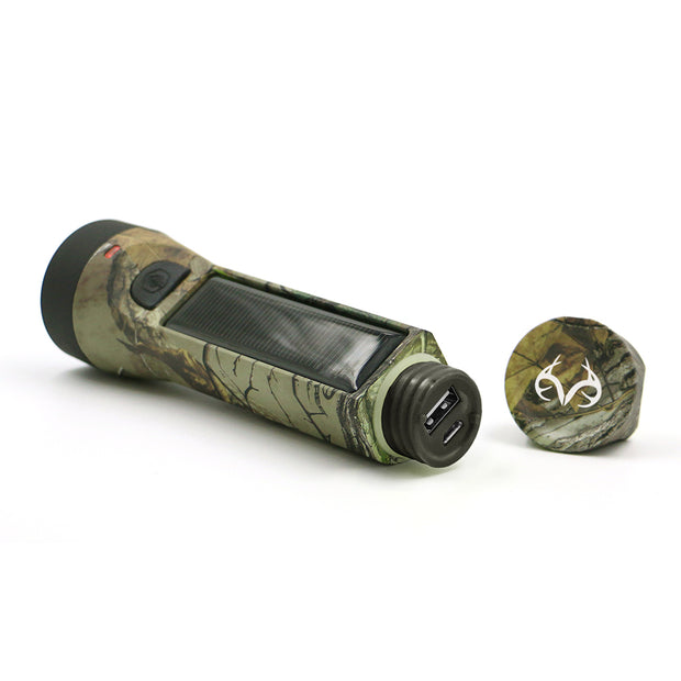 REALTREE Journey 160 Flashlight/Charger