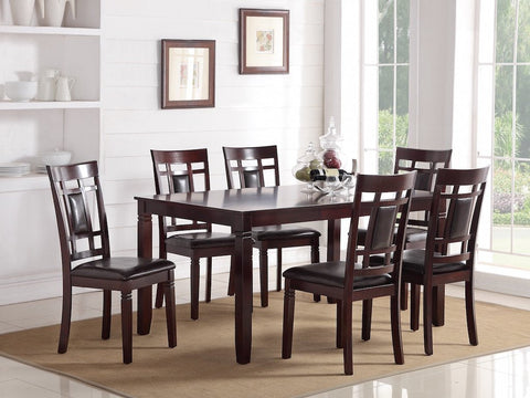7Pc Casual Dining Set