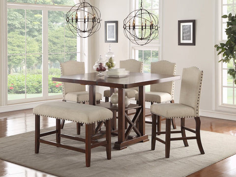 Beautiful Table with Stylish Chairs