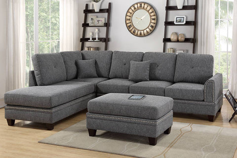 Classic 2PC Sectional