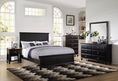 Queen Bed collection inspired by country living