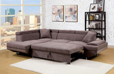 Modern Sleeper Sectional