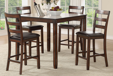 5 PC Set Counter Height Dining