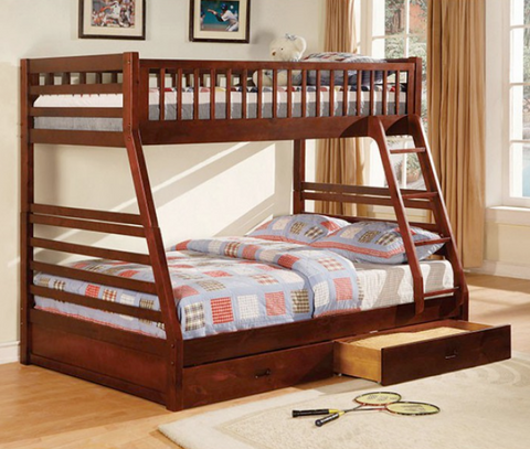 Twin Full Bunk Bed My Budget Furniture