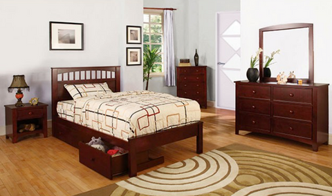 Carus Youth Bedroom