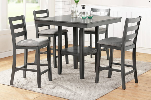 5PC Counter Hieght Table Set