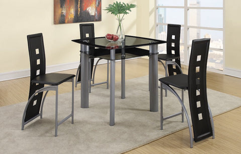 Sleek Desgin Table and Chairs