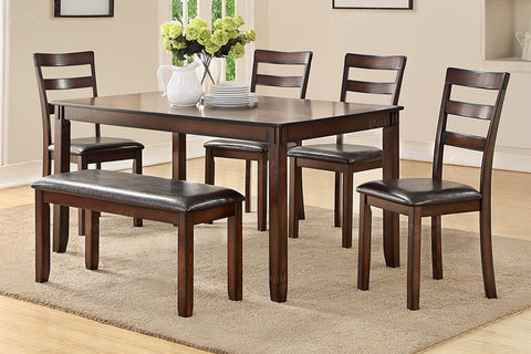 6Pc Casual Dining Set