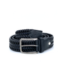 Cavalleria Toscana Leather Stretch Stripe Belt