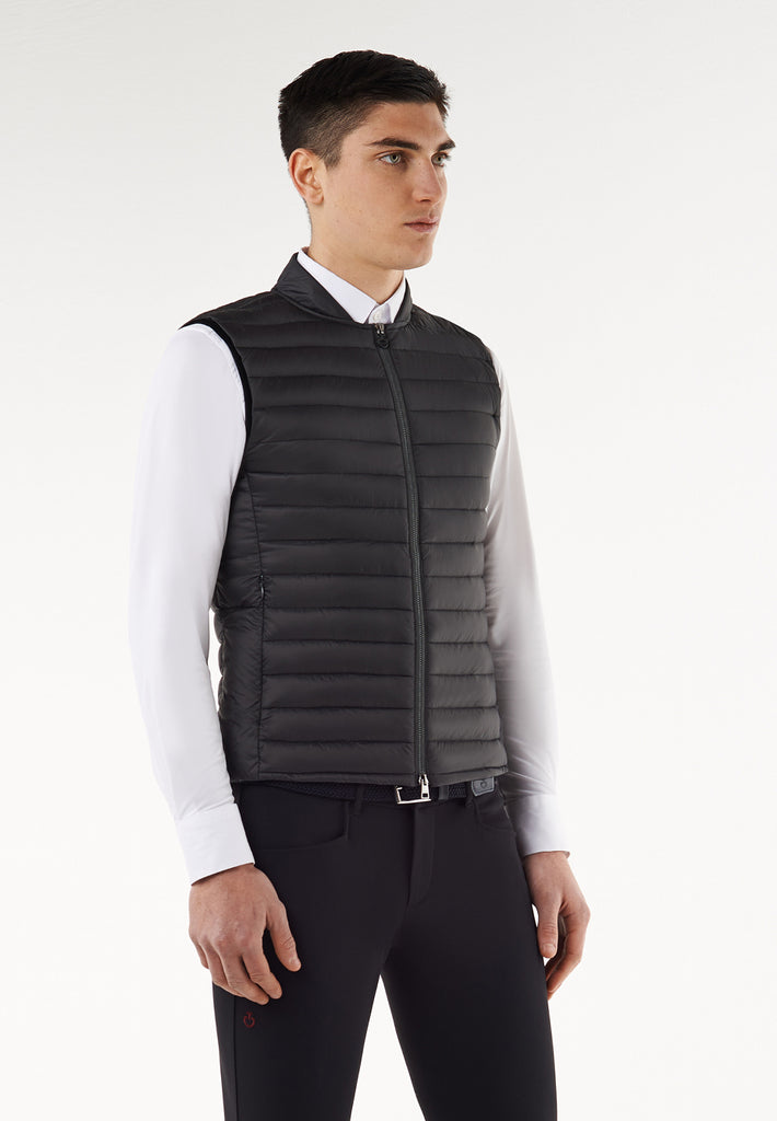 Cavalleria Toscana Quilted Body Warmer
