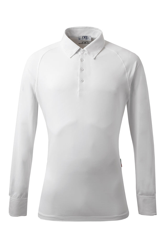 Alessandro Albanese Polo Skin Competition Shirt L/S