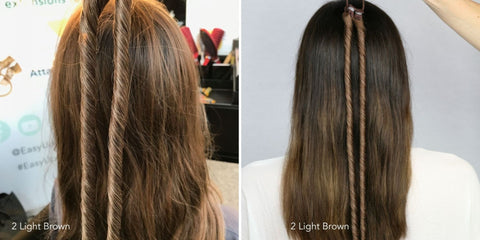 Choosing the Best Color Brown Hair Extensions