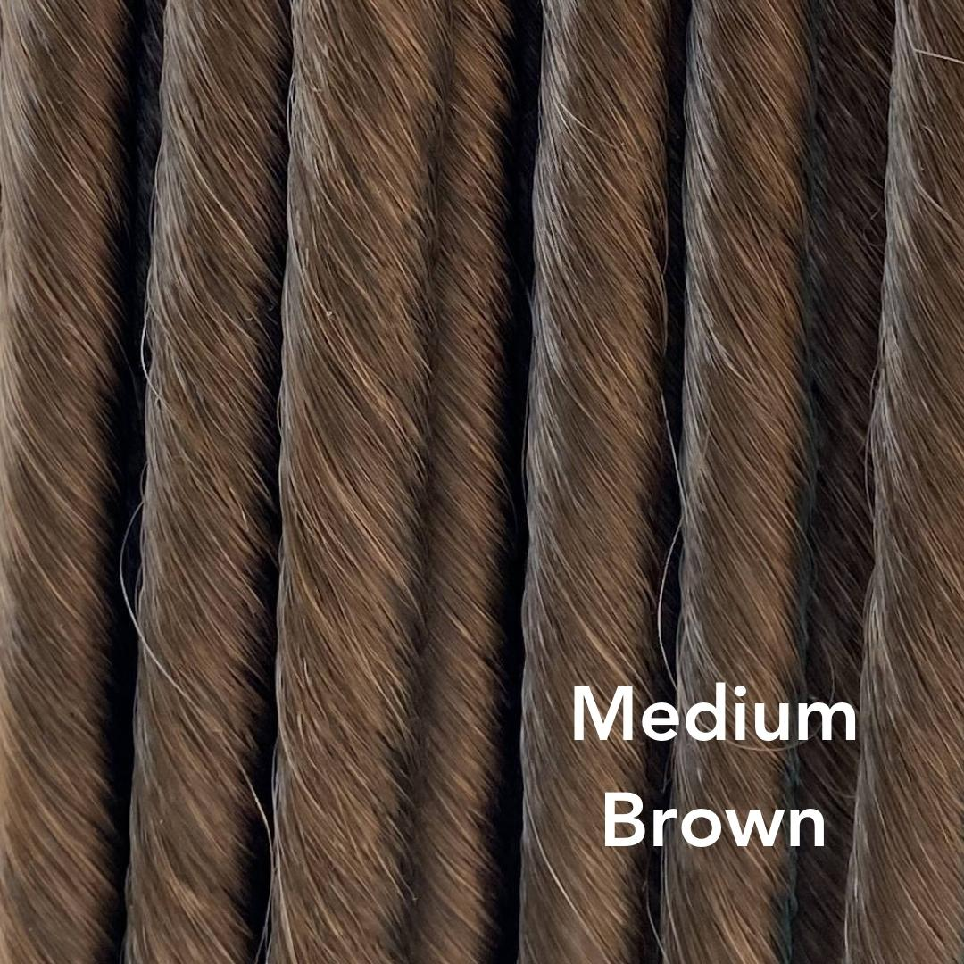 Medium Brown Easy Updo Extensions