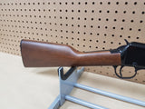 *USED* HENRY PUMP 22 WMR WITH OCTAGON BARREL