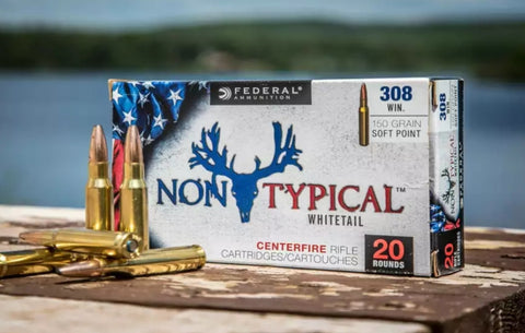 Federal Non-Typical Ammunition
