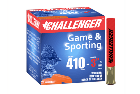 Game & Sporting 410 Shotgun Shells 3""