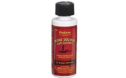 OUTERS NITRO SOLVENT BORE CLEANER