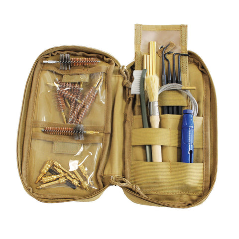 RIFLE AND HANDGUN RANGE CLEANING KIT