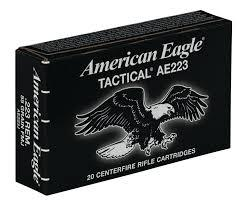AMERICAN EAGLE TACTICAL 223 REM