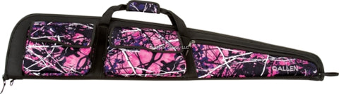 soft gun case in muddy girl pink camo