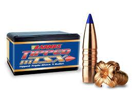 BARNES TIPPED TSX BULLETS