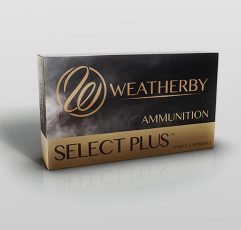SELECT PLUS CENTERFIRE AMMUNITION