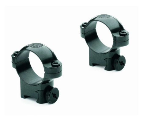 Leupold RM Rimfire 11mm Scope Rings CZ / Rimfire / Cross-Slot