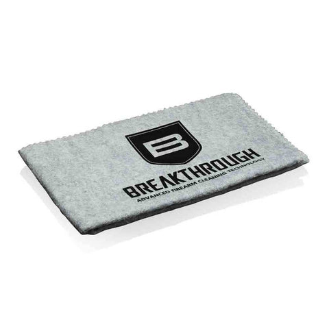 BREAKTHROUGH SILICONE CLEANING CLOTH
