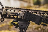 FLANGED STUD MOUNT M-LOK
