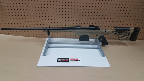 AUCTION* WEATHERBY VANGUARD 223 REM WITH MDT LSS XL CHASSIS