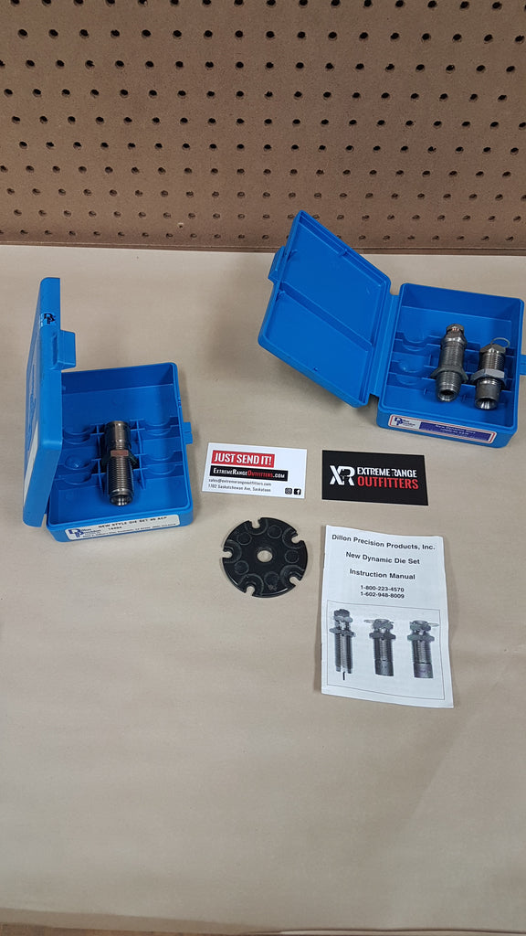 AUCTION* USED DILLON 10MM / 40 S&W CRIMP / SEATING DIES – Extreme