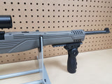 *USED* RUGER 10/22 COMPACT WITH ATI TACTICAL FOLDING STOCK & SCOPE